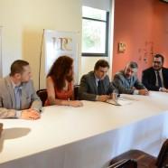 El Poder Legislativo y la Universidad Provincial de Córdoba firmaron un Convenio de cooperación institucional