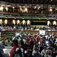 Llaryora acompañó a los estudiantes que participaron de las Olimpíadas Provinciales de Cooperativismo